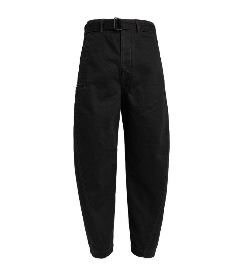 Lemaire Wide-Leg Trousers
