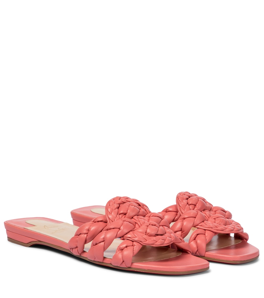 Marmella leather sandals
