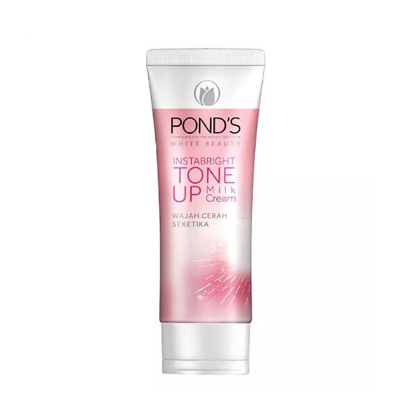 pond's洗面乳--深度淨白/牛奶潤白(100g)*3