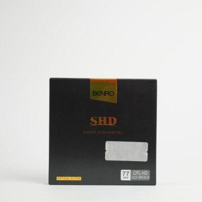 【新品鏡片】Benro SHD 77mm CPL ULCA WMC SLIM 薄框 偏光鏡
