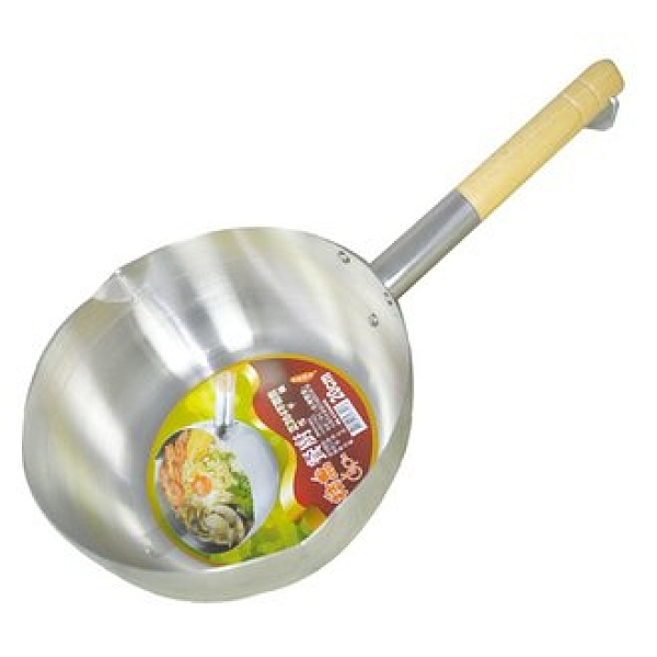 桔品餐廚 正304不鏽鋼 雪平鍋 18cm【康鄰超市】