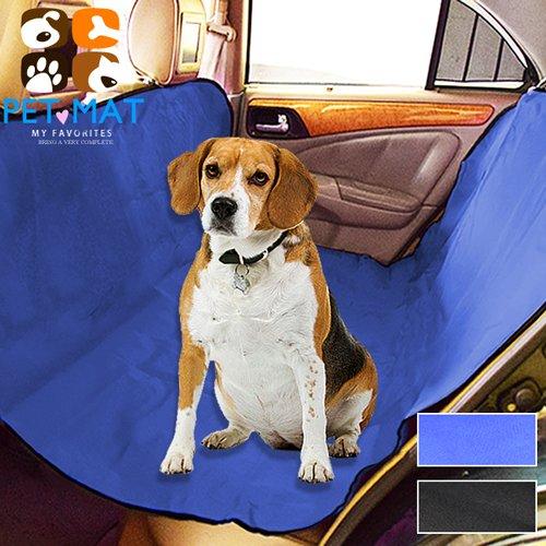 狗貓後座寵物墊(雙座寵物車墊汽車用寵物墊.野餐墊沙灘墊)