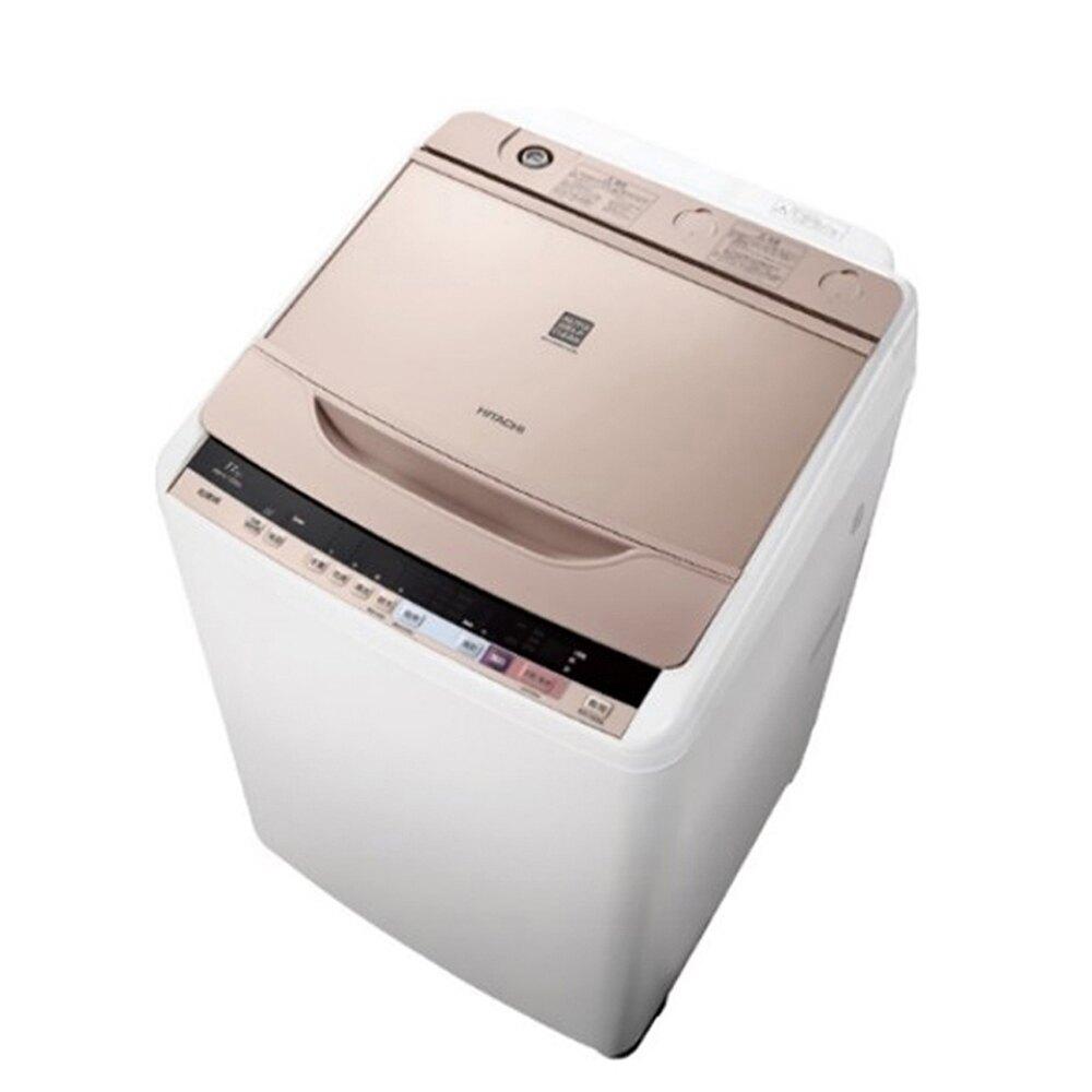 [可議價] HITACHI 日立 11公斤直立變頻躍動式洗衣機 (BWV110BS)