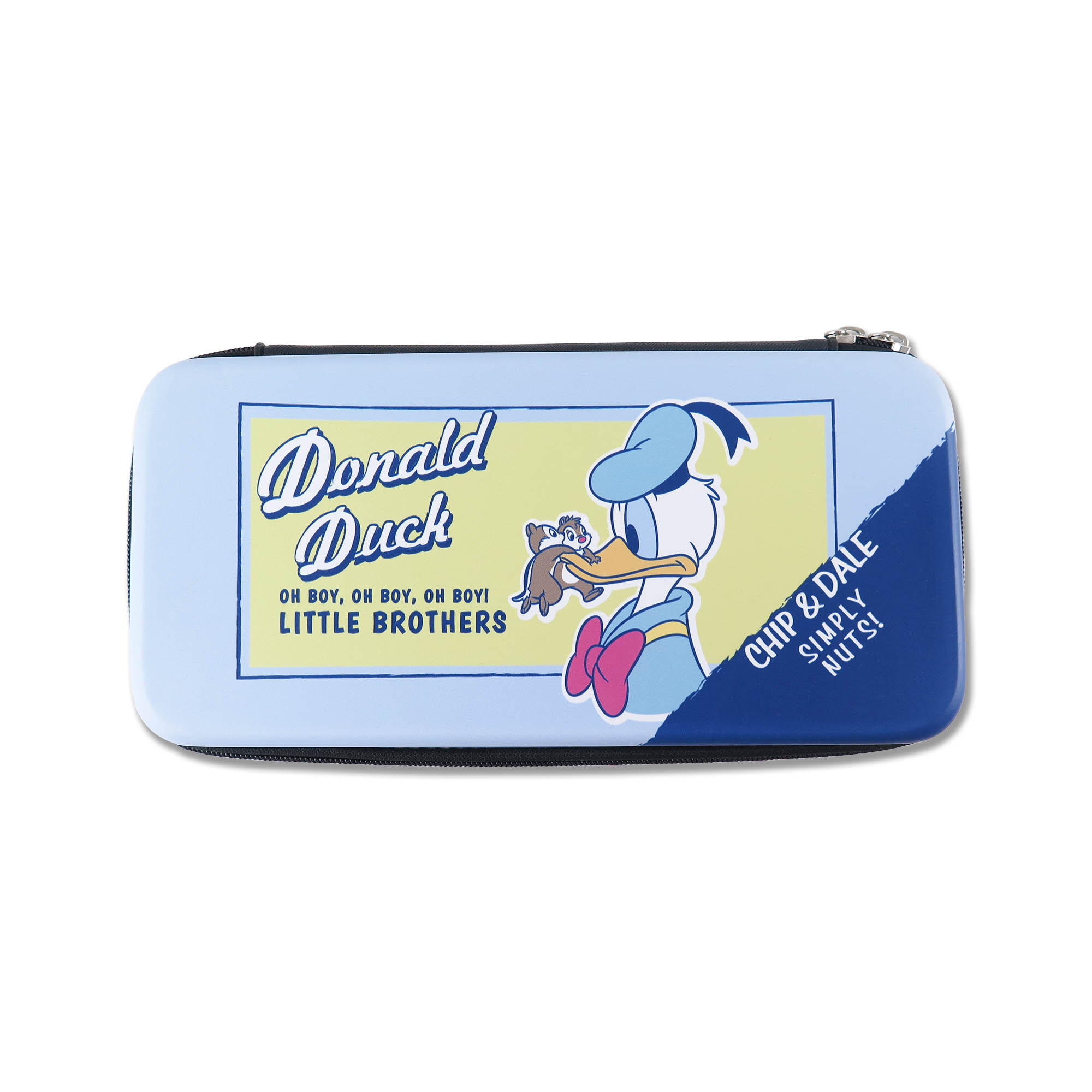 Disney迪士尼Switch防摔收納包_經典唐老鴨