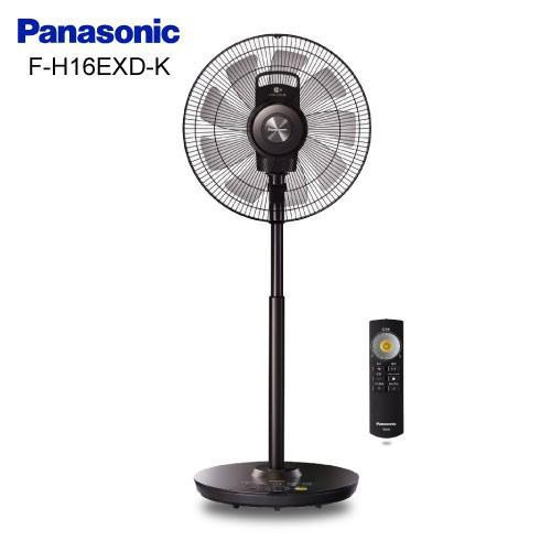 Panasonic 國際牌 F-H16EXD-K 16吋DC直流電風扇 晶鑽棕 廠商直送