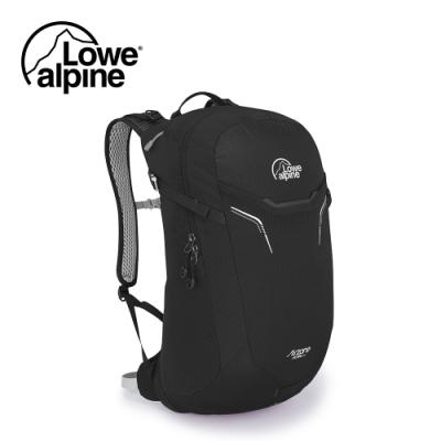 【Lowe Alpine】AirZone Active 18 氣流網架登山背包 黑色 #FTF19