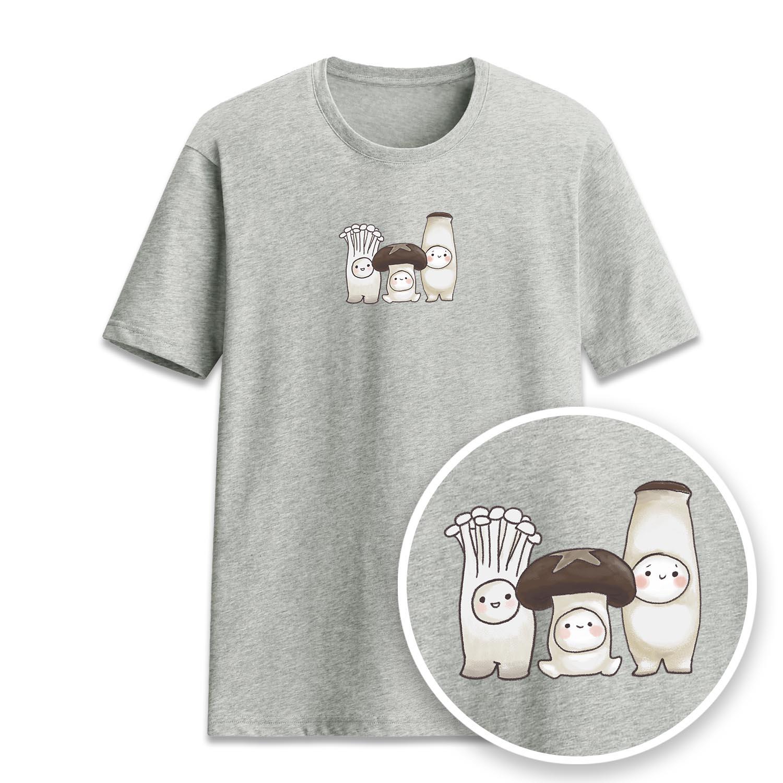 菇菇三兄弟短袖衫-GT261