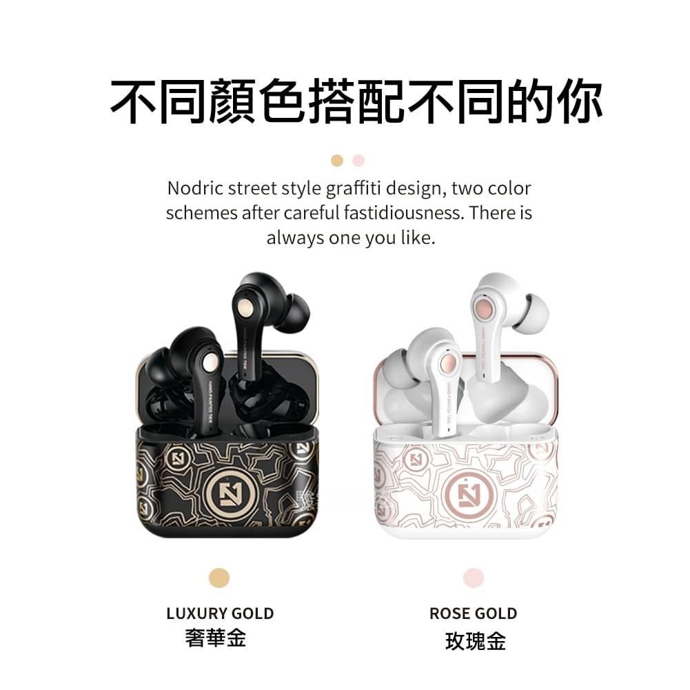 *鼎強數位館*【SOYES】真無線5.0智能雙通藍牙耳機TS100(黑,白)二色