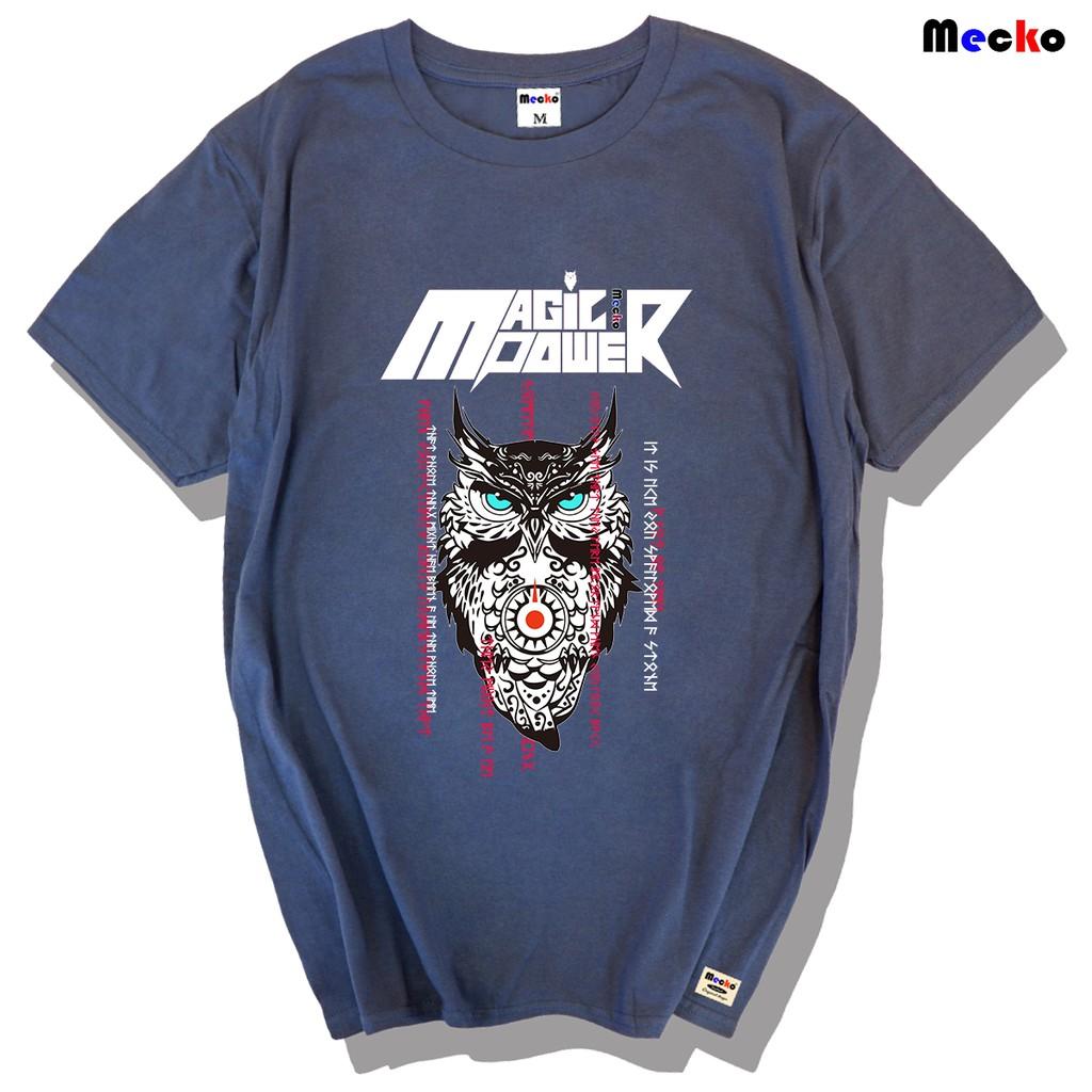 Mecko 鷹貓之力 短T 短袖T恤 上衣 MT-16