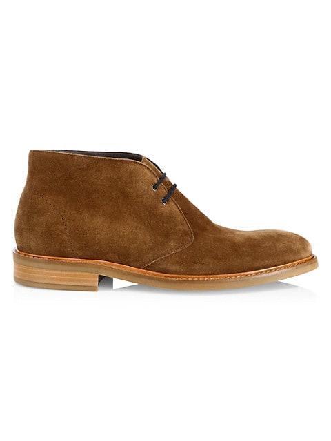 Zack Suede Chukka Boots