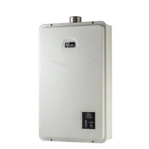 喜特麗13公升強制排氣數位恆溫熱水器天然氣JT-H1322_NG1