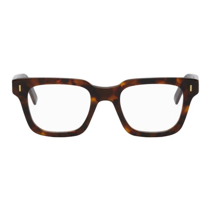 RETROSUPERFUTURE 玳瑁色 Numero 79 眼镜