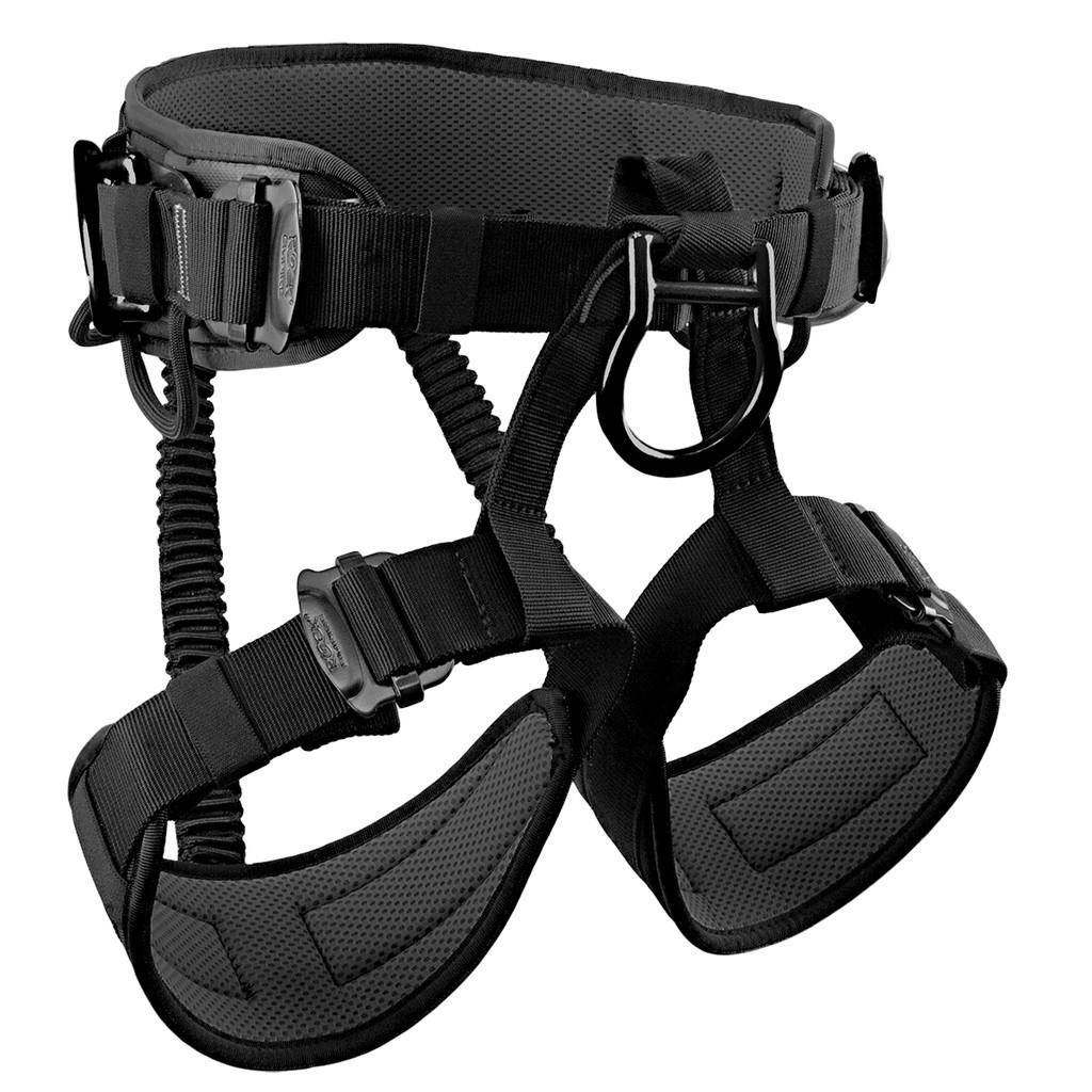 捷克 Rock Empire Atlas Belt Black 軍規 安全吊帶 全黑 CUA021 (XS-M)