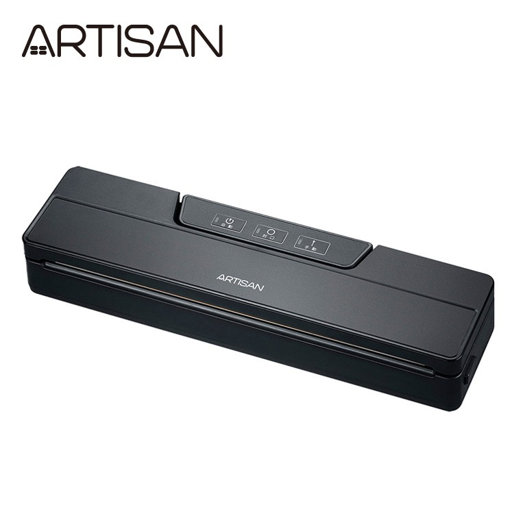 【ARTISAN】迷你真空包裝機/黑 VS1000