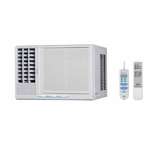 (含標準安裝)台灣三洋SANLUX定頻窗型冷氣10坪SA-L63FEA左吹