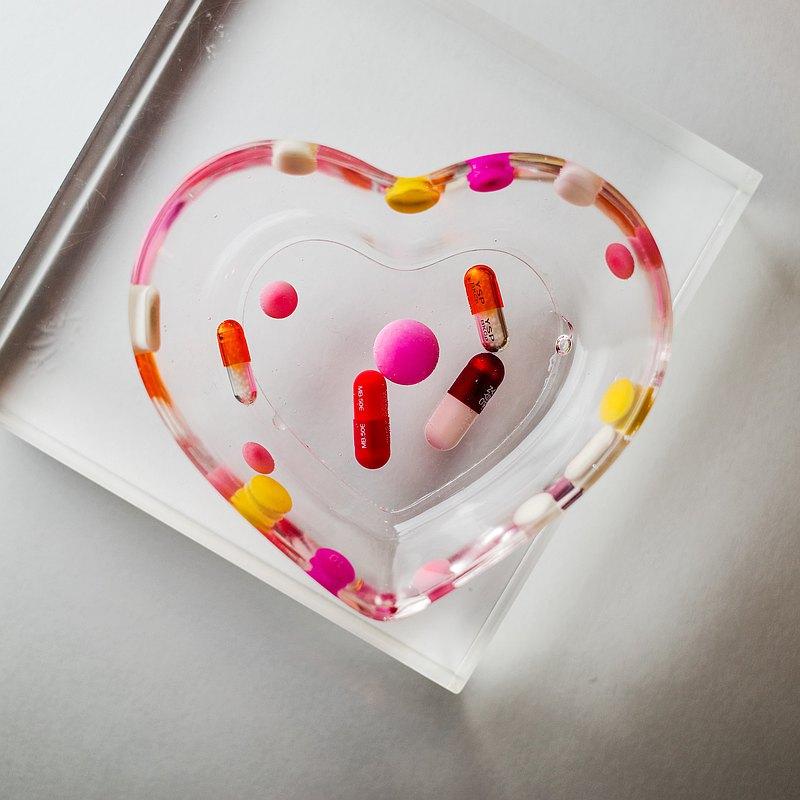 Pills 過了這星期我要戒酒 飾品盒 碟子