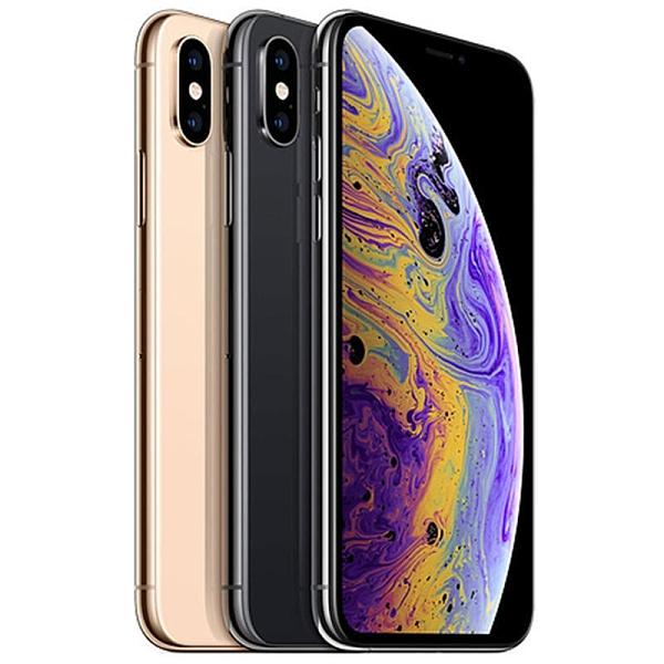 iPhone XS MAX 64G(空機) 全新原廠福利機 1200萬畫素 原廠正品