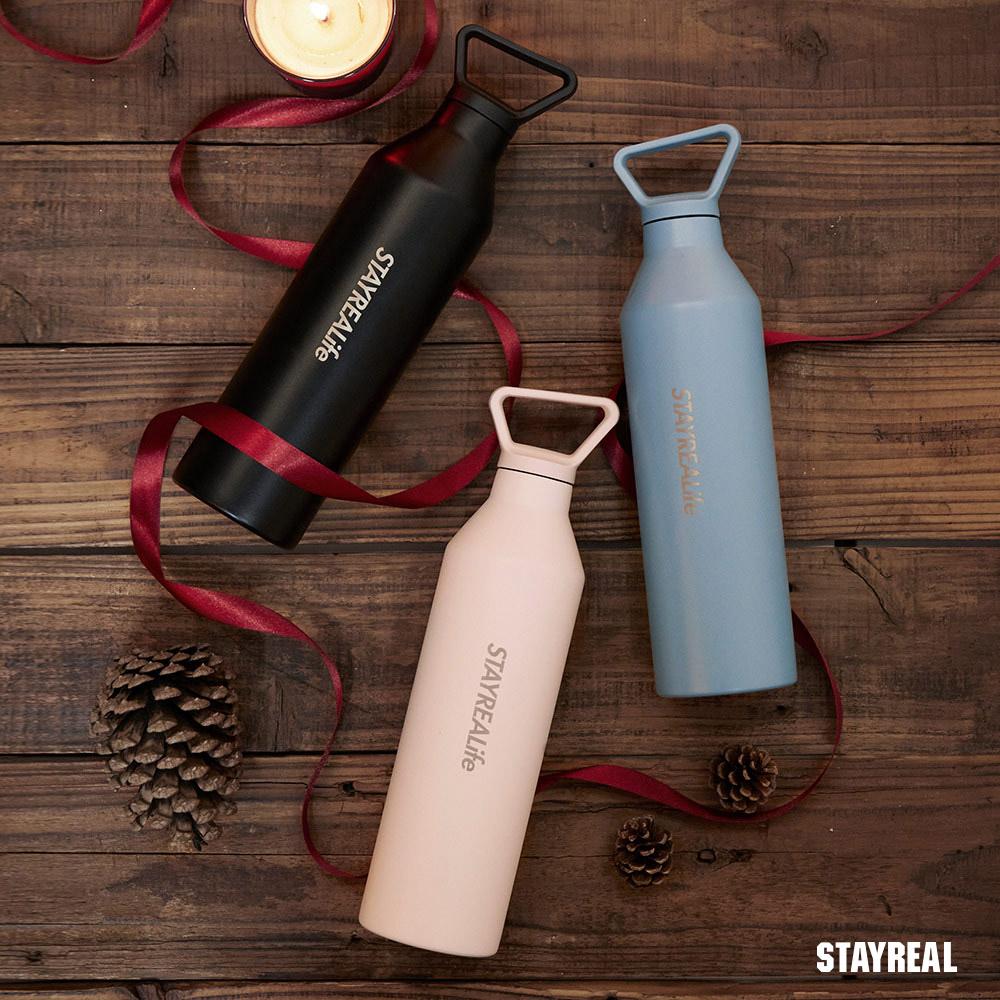 STAYREAL LIFE x MiiR 不鏽鋼保溫瓶