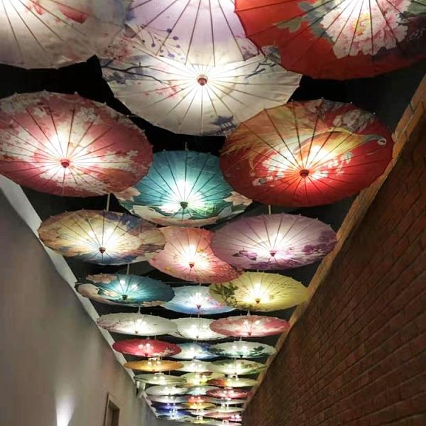 中國風油紙傘舞蹈傘