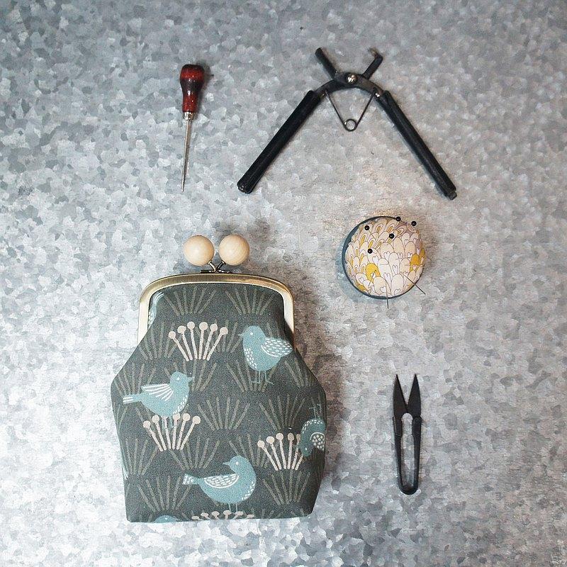 任選兩堂8折 木珠口金工作坊 - 手縫/機縫 一人成班