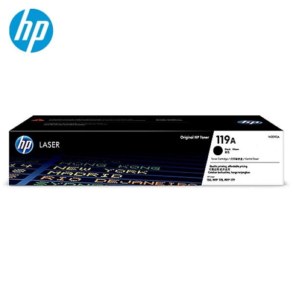 HP W2090A(119A) 黑色碳粉匣