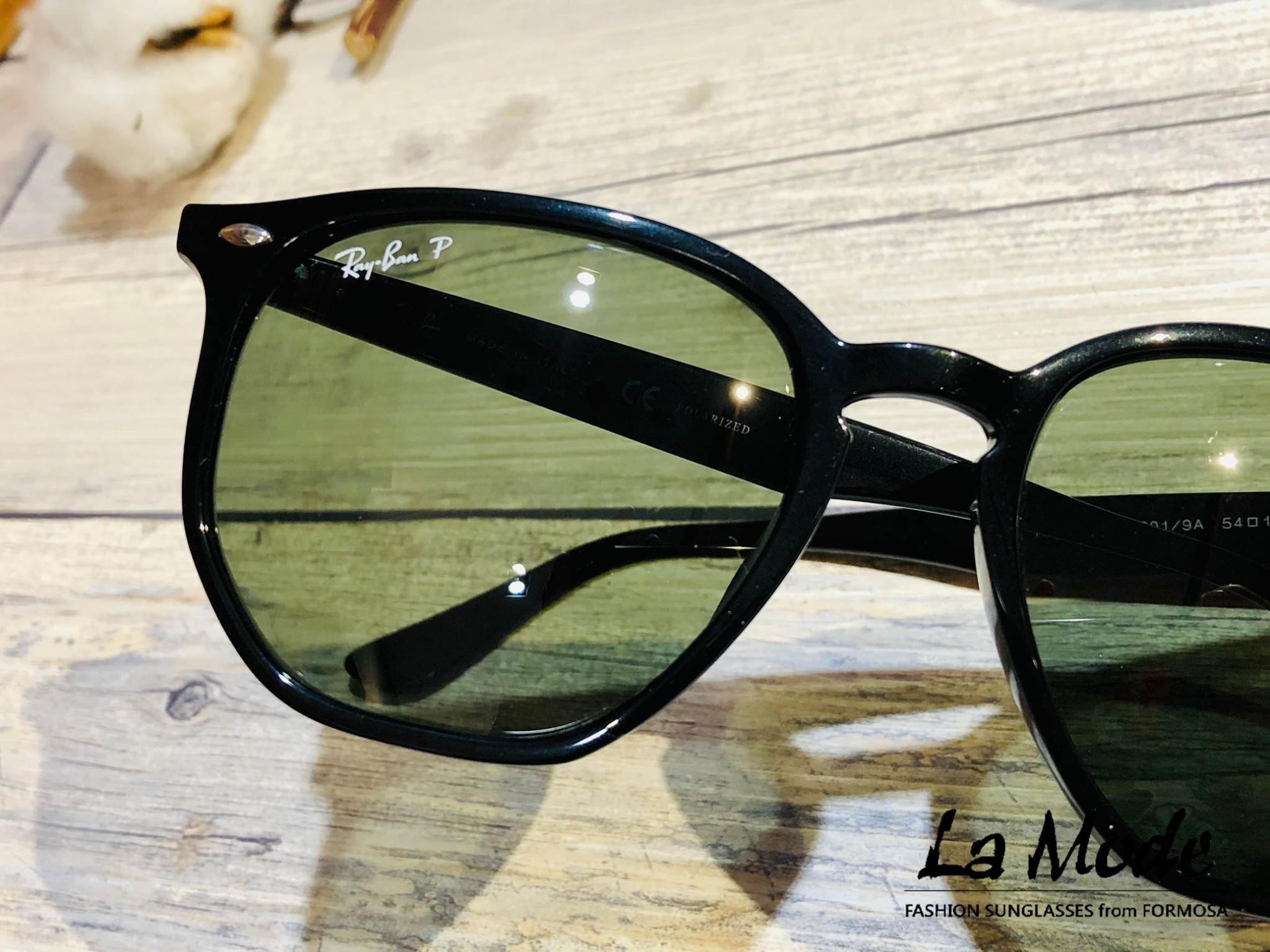 RayBan-偏光 RB4306F | 6019A