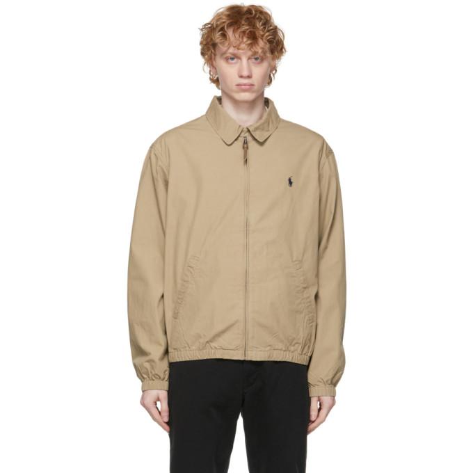 Polo Ralph Lauren 黄褐色 Bayport 夹克
