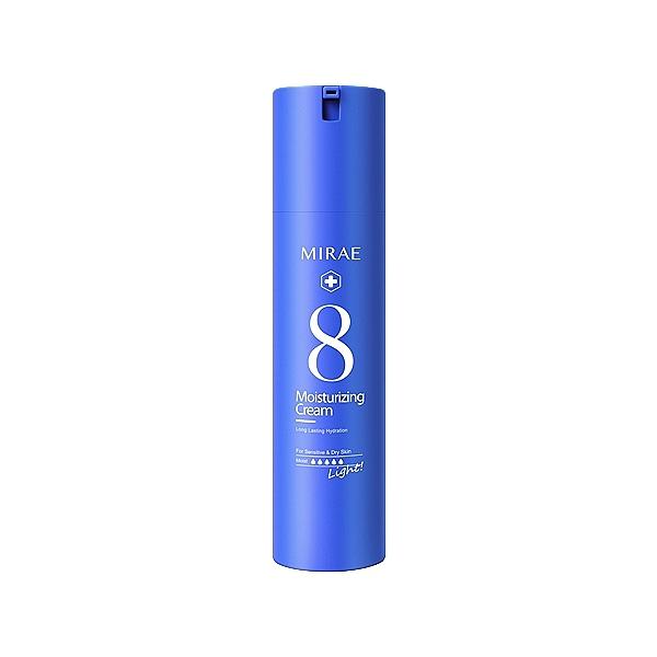 MIRAE 未來美 8分鐘保濕輕乳霜(100ml)【小三美日】