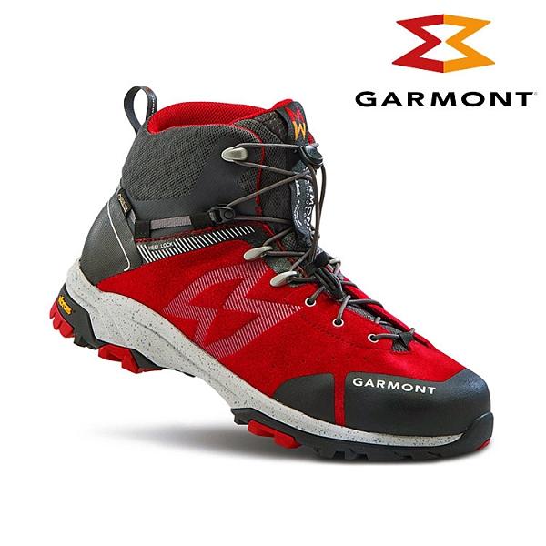 GARMONT 男款Gore-Tex中筒郊山健走鞋G-Trail GTX 481057/212 / 城市綠洲 (登山健行、防水透氣、黃金大底)