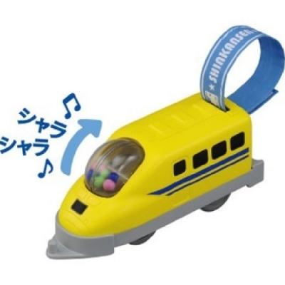 任選OMICA 鐵道王國 寶寶多美火車-黃博士號_TP97714(無電動可勾於動力車頭) TAKARA TOMY