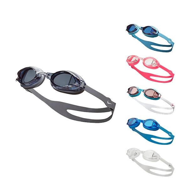 NIKE Chrome 訓練型成人泳鏡 蛙鏡 可調節鼻樑 防霧 N79151