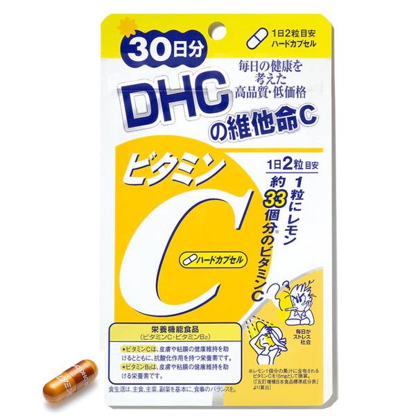 DHC維他命C(30日份)【康是美】