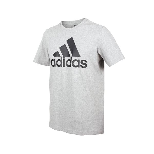 ADIDAS 男短袖T恤(純棉 愛迪達 慢跑 路跑 上衣 休閒≡體院≡ GK9123