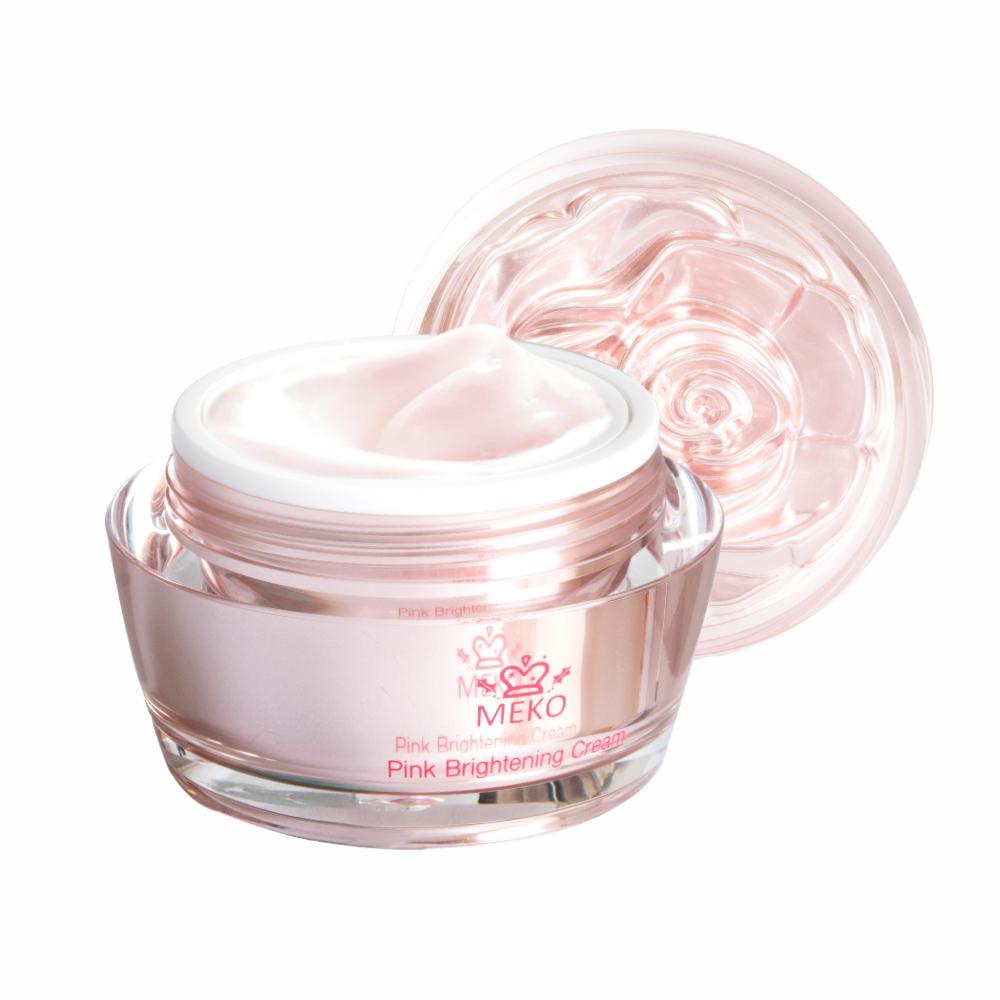 【MEKO】花現美妍香氛玫瑰素顏霜