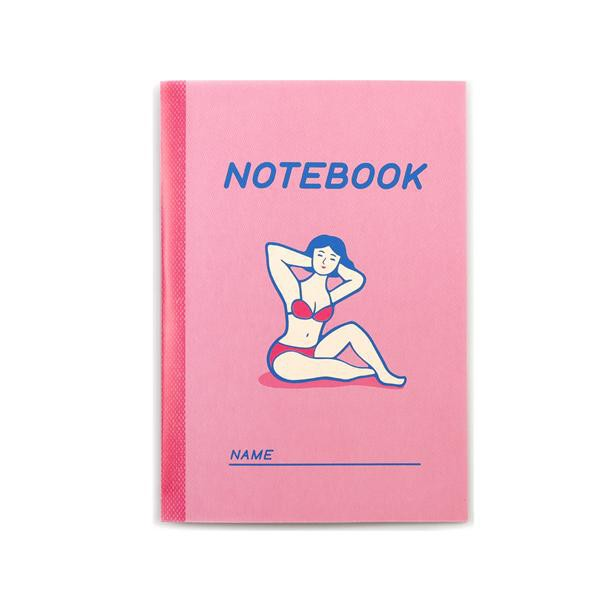 HIGHTIDE New Retro Notebook/ B6/ Pink/ 2019 eslite誠品
