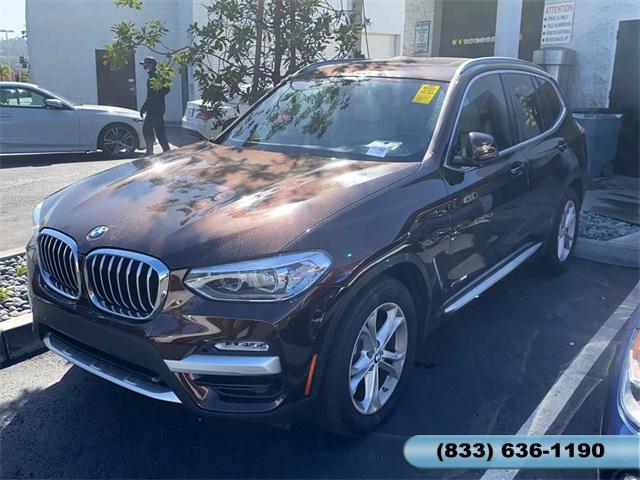 [訂金賣場]Certified 2018 BMW X3