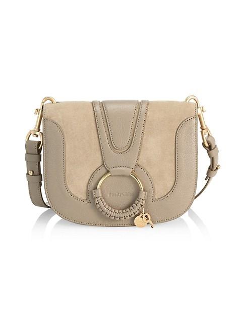 Small Hana Leather Crossbody Bag