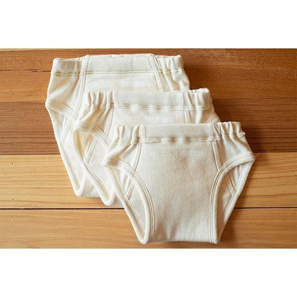 江口設計eguchitoys_有機棉練習褲110cm(6入)