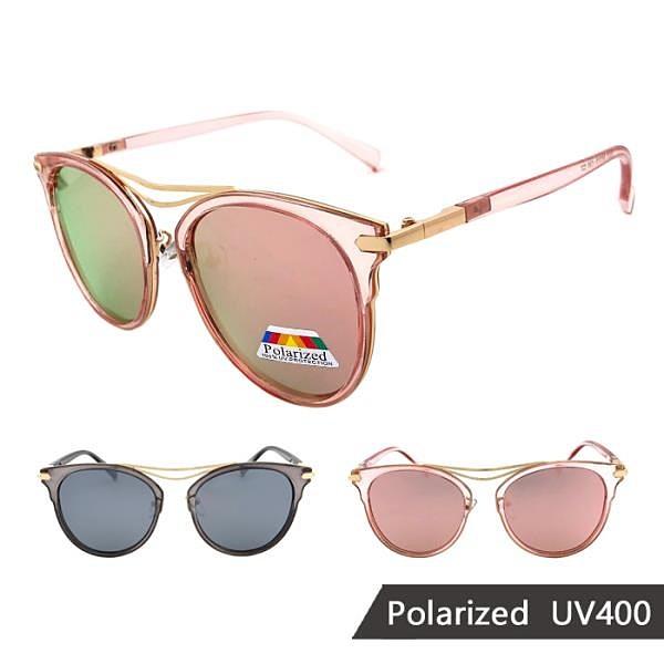 【南紡購物中心】【SUNS】韓版復古簍空造型 偏光墨鏡/太陽眼鏡 抗UV(25755)