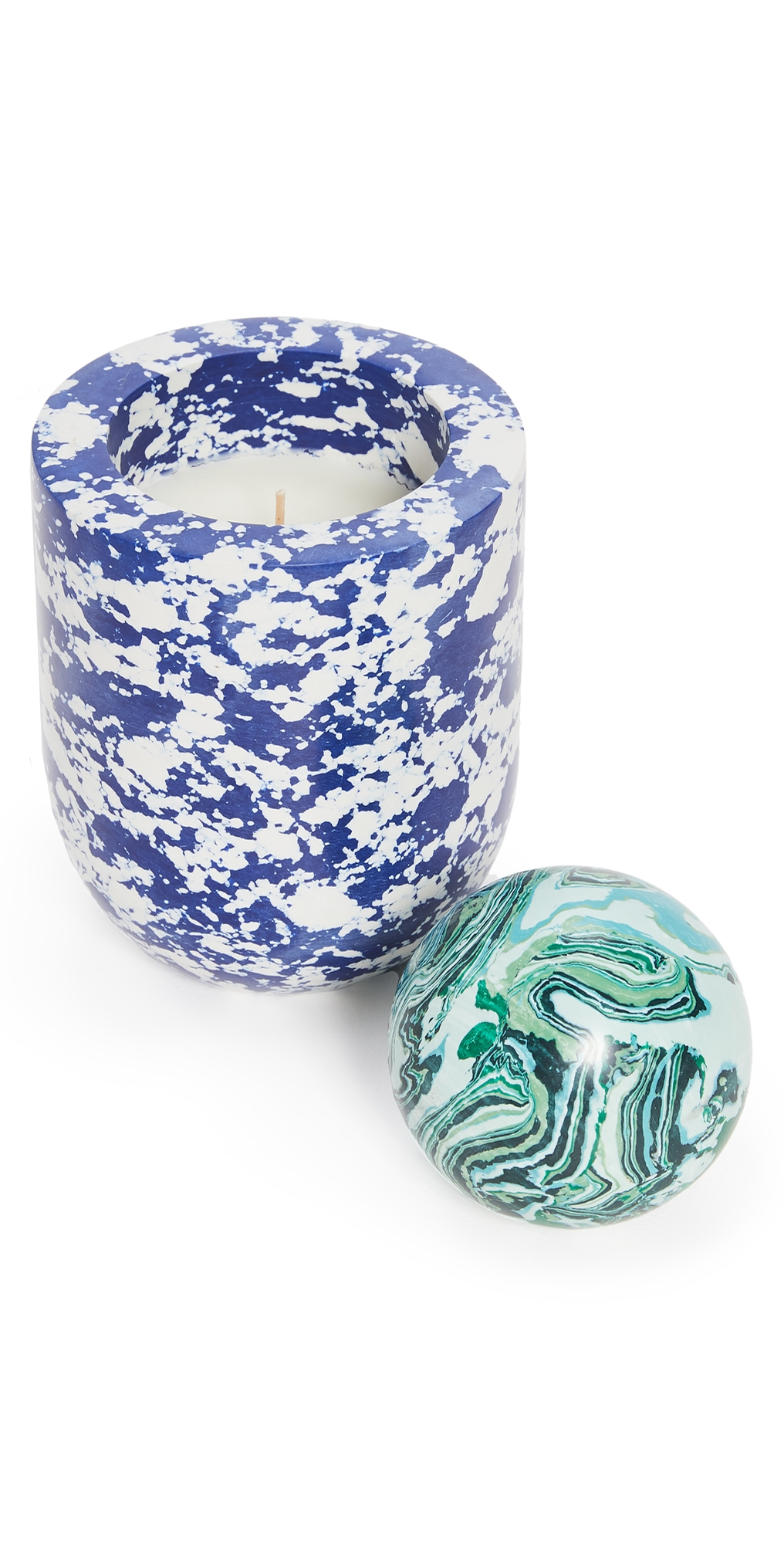 Tom Dixon Swirl Ball Candle