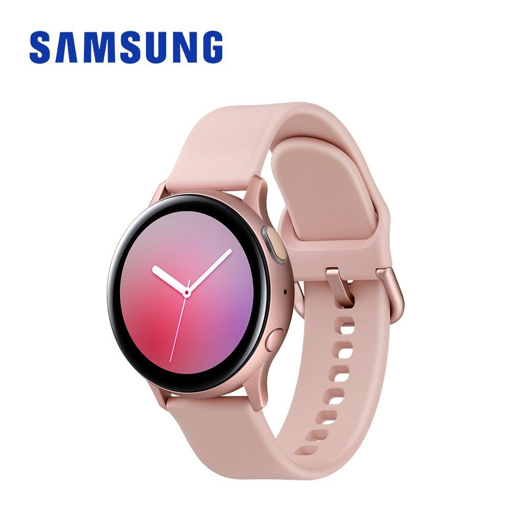SAMSUNG Galaxy Watch Active 2 40mm 鋁製 玫瑰金 (藍牙) 智慧手錶 R830