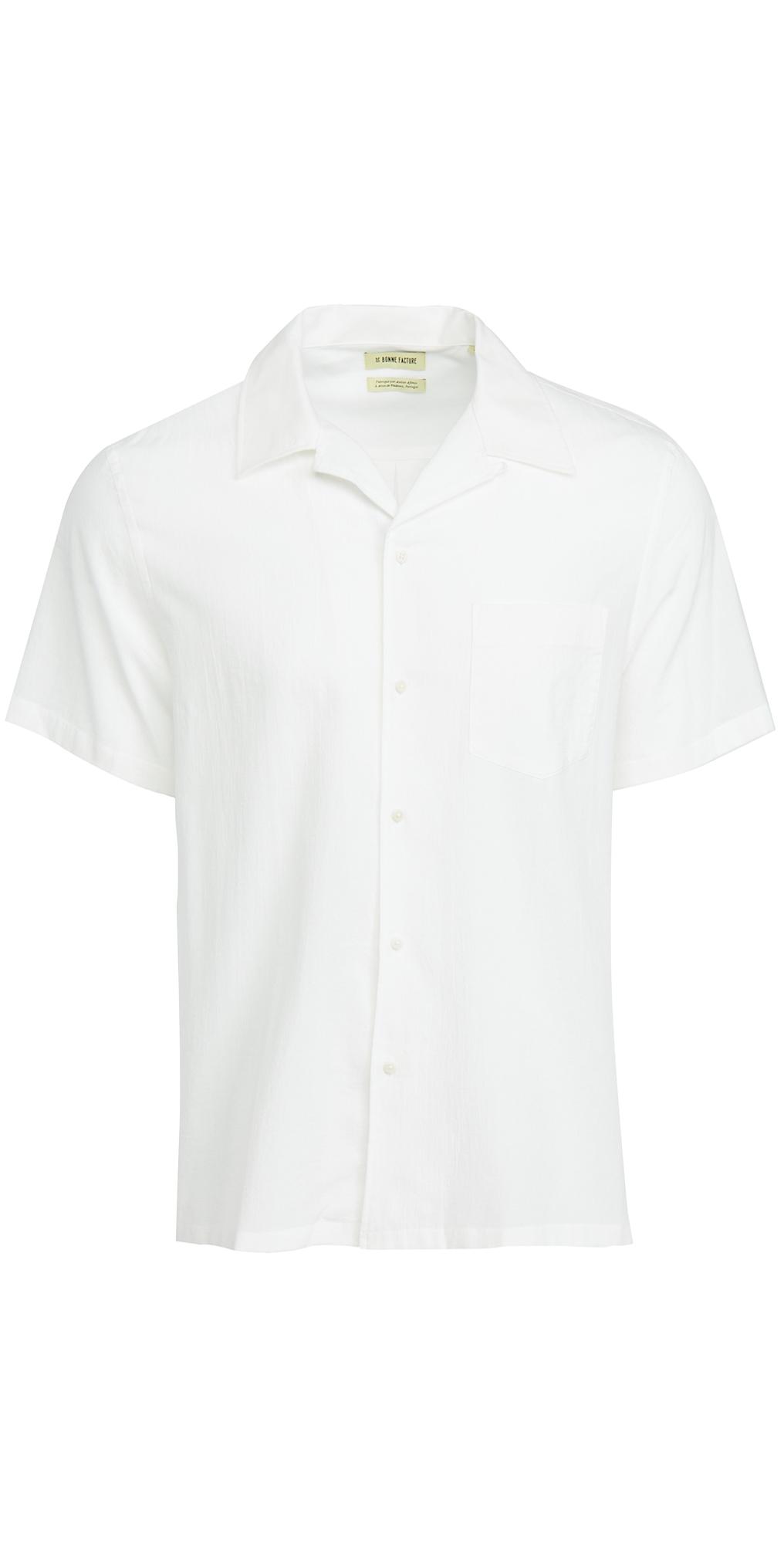De Bonne Facture Button Up Shirt