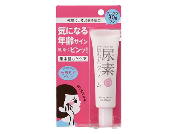 石澤研究所~健康素肌尿素盈潤眼霜(30g)【D034980】