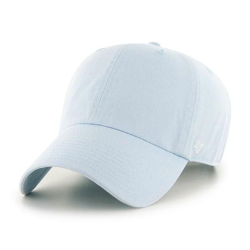 MLB美國職棒 - CLASSIC '47 CLEAN UP 水洗六分割 老帽 / 棒球帽 (寧靜藍)