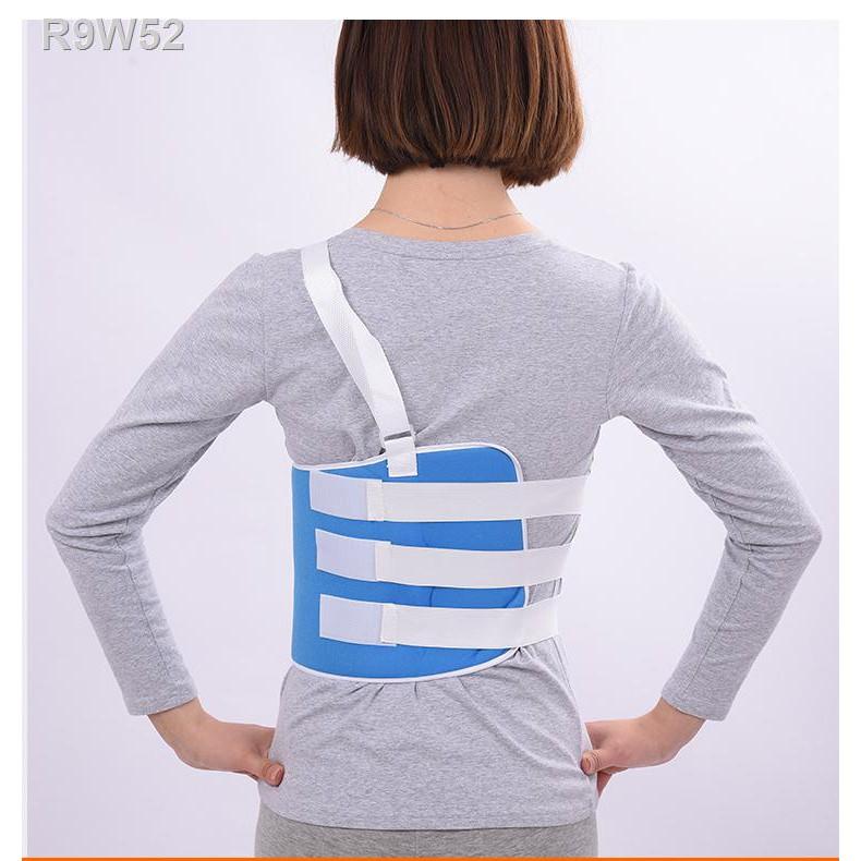 ﹊✇♝肋骨固定帶胸圍帶牽引帶心臟搭橋手術胸椎胸部康復綁帶肋部束縛
