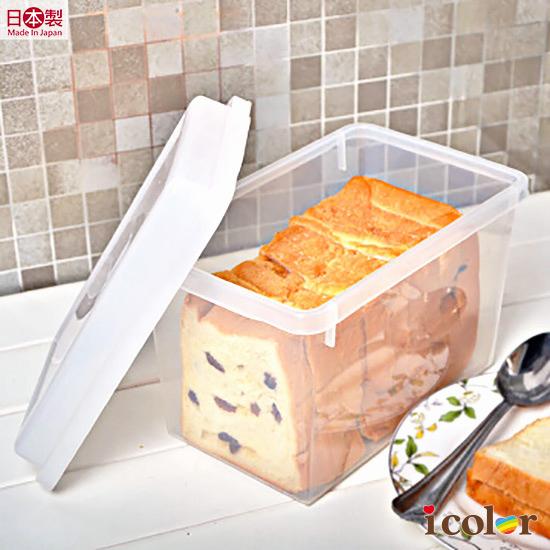 日本製 麵包3.4L保存容器/保鮮盒