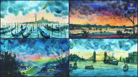 Essential Watercolor Painting: Loose Landscapes