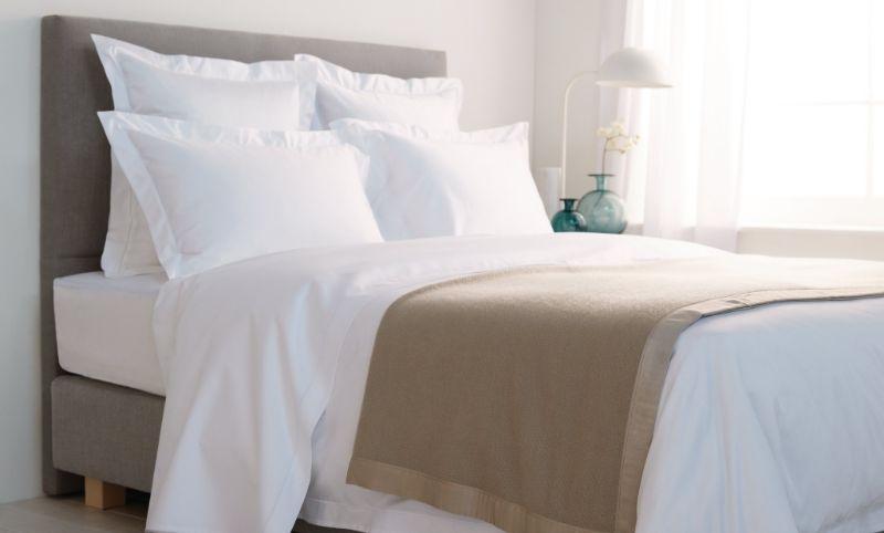 Harrods Of London Brompton Housewife Pillowcase Pair (50Cm X 75Cm)