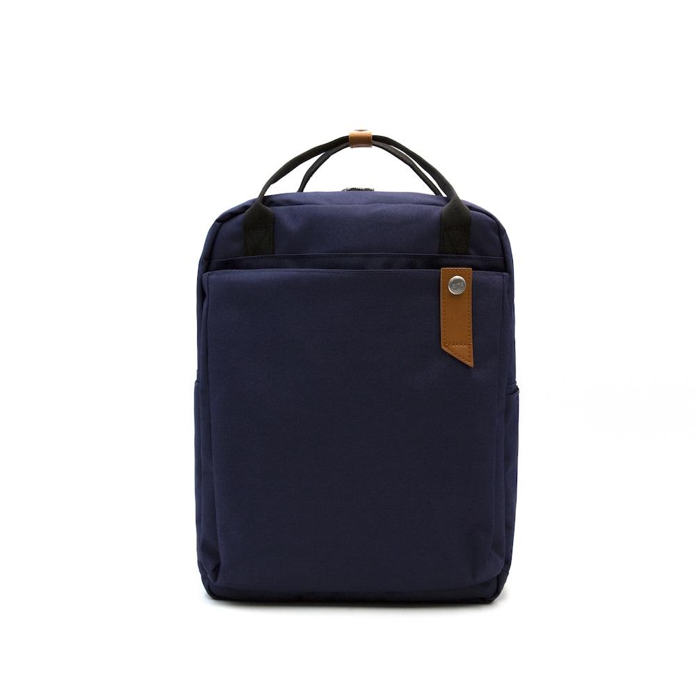 【限時九折】RITE環保紗系列 EV03吐司包-L 藍莓厚片