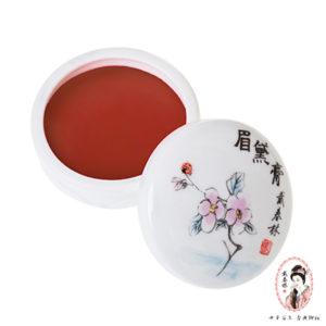 【戴春林】蓮花瓷瓶眉黛膏 #207温婉豆沙